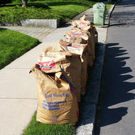 Image for leaf and yard waste drop off