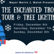 Image for enchanted trolley tour dates